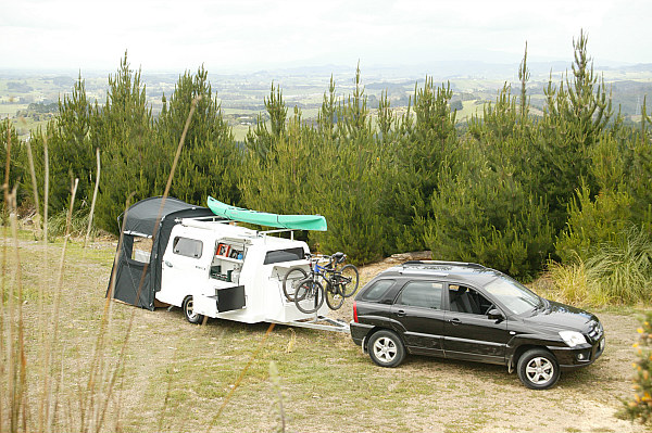 Camper Trailer 350 Stopover Work And Play Nz Ltd