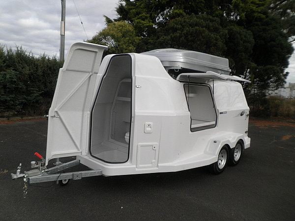 Work Trailer 350 Tradesman Work And Play Nz Ltd