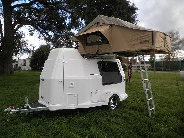 Elegant Camper Trailer 310 Stopover  Work And Play NZ Ltd