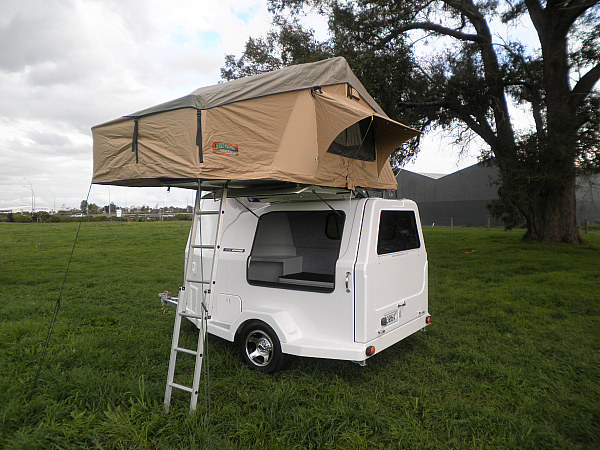 Simple Camper Trailer 350 Stopover  Work And Play NZ Ltd